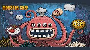 game Monster Chef